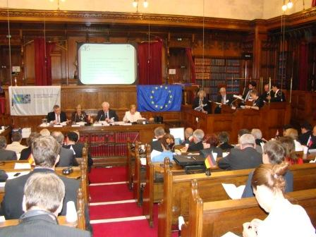 General Assembly meeting in the Royal Courts of Justice London
